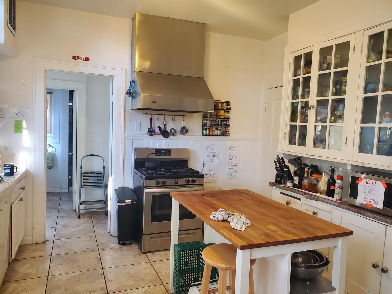 Bayit kitchen