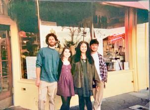 Micha, Sabina, Anna and Jon (Sabina_s bi