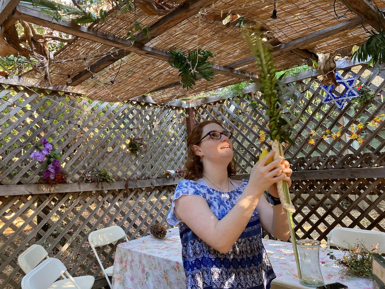 Sukkot at the Bayit