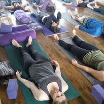 Restorative Yoga Class