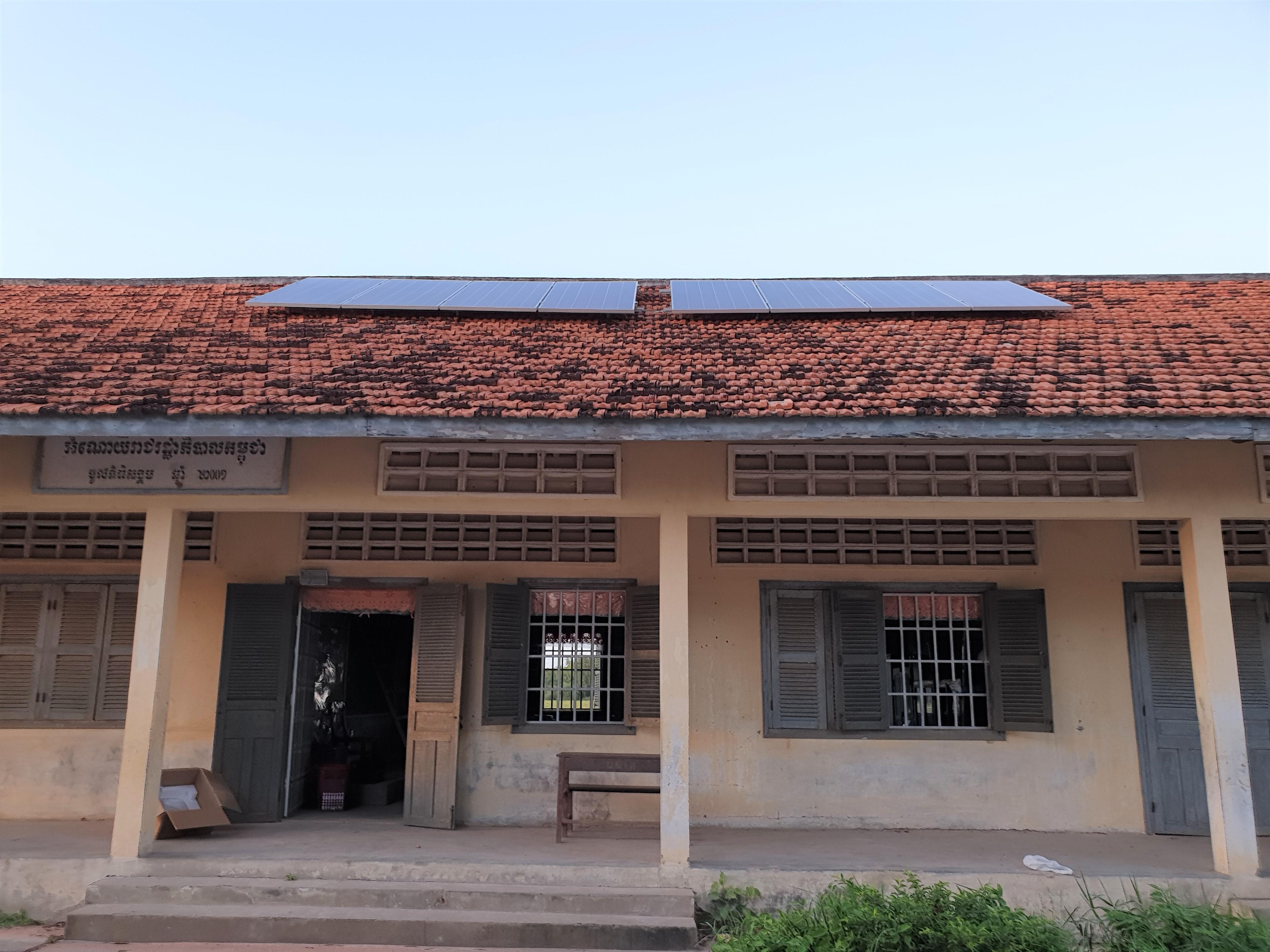 Panneaux Wat Thmey 2020