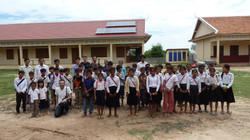 Installation Phnom Kuong