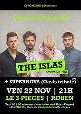 The Islas + Supernova