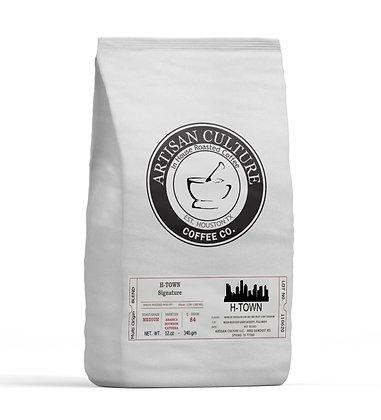H-Town Signature Blend 1 lb. bag