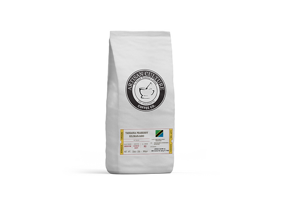 Single Origin - Tanzania 3 x 12.0z bags