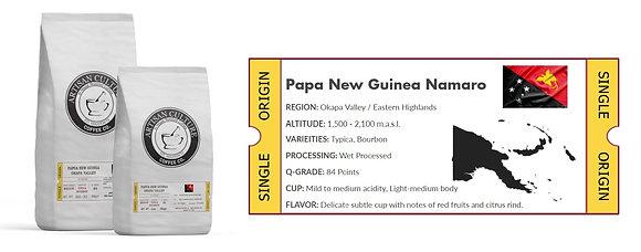 Papua New Guinea 1lb.  Bag