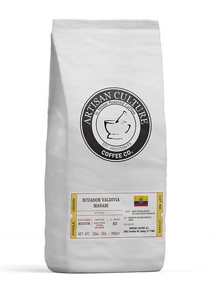 Single Origin - Ecuador  2 x 12.0z bags