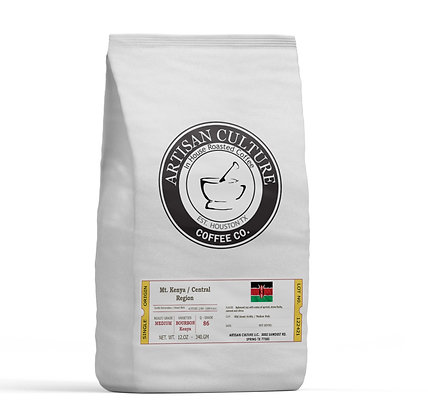 Single Origin - Kenya 2 x 1lb. bags