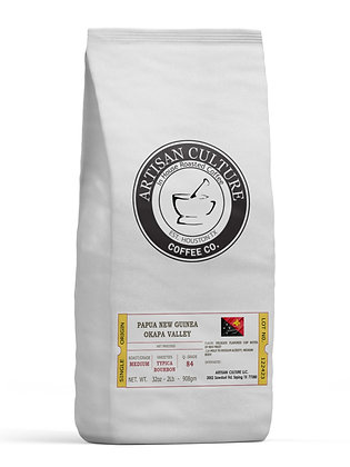 Single Origin - Papua New Guinea 2 x 5 lb bags