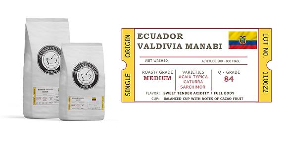 Ecuador    1lb. Bag