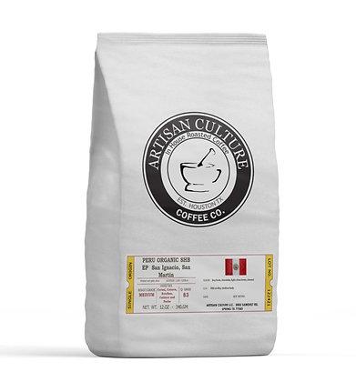 Single Origin - Peru 2 x 5 lb bags