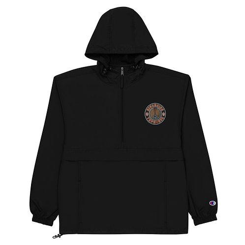 Riverside OG Embroidered Champion Packable Jacket