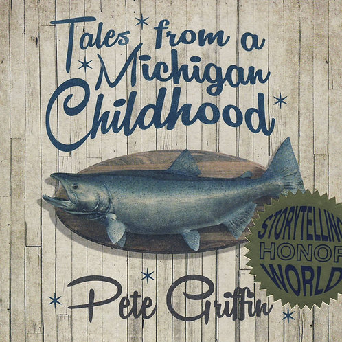 Tales from a Michigan Childhood CD
