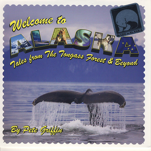 Welcome to Alaska! CD