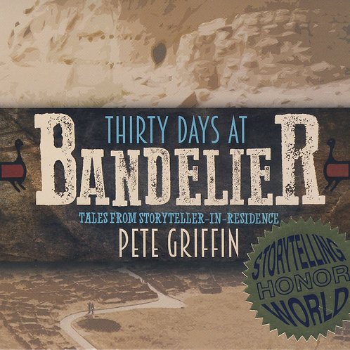 Thirty Days at Bandelier CD
