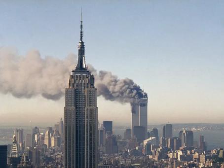Sept 11, 2001 New York World Trade Center