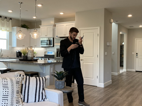 Happy First Time Home Owners!