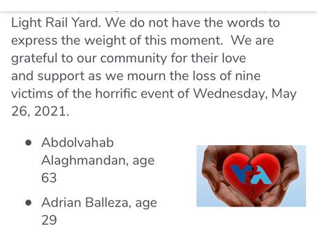 @VTA Condolences