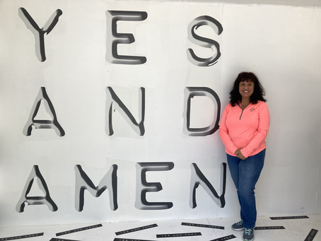 Yes and Amen Conference 2021