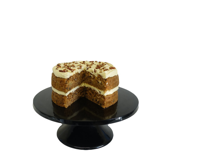Maple & Pecan and Parsnip Cake