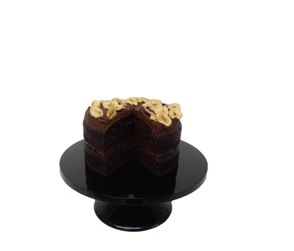 Vegan Chocolate & Banana Cake