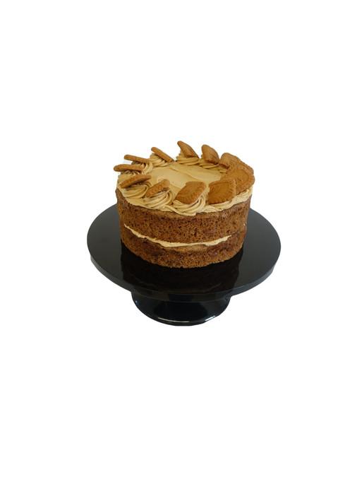 Biscoff Vegan Cake