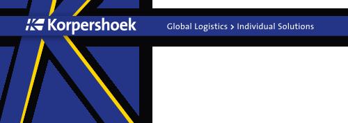 Korpershoek Transport | Warehousing & Forwarding B.V.