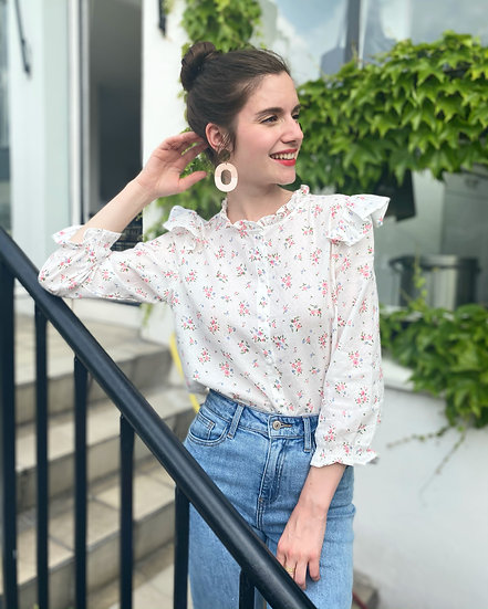 CHEMISE LILY-ROSE