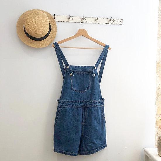 SALOPETTE SHORT CLOTHIDE