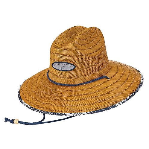 Sombrero Palm Tropical Navy
