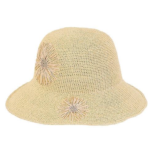 Sombrero Bucket Crochet