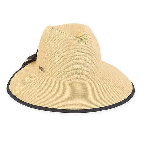 Visera sombrero Bow
