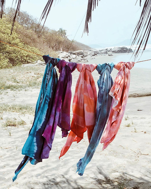 Pareo Tie-Dye