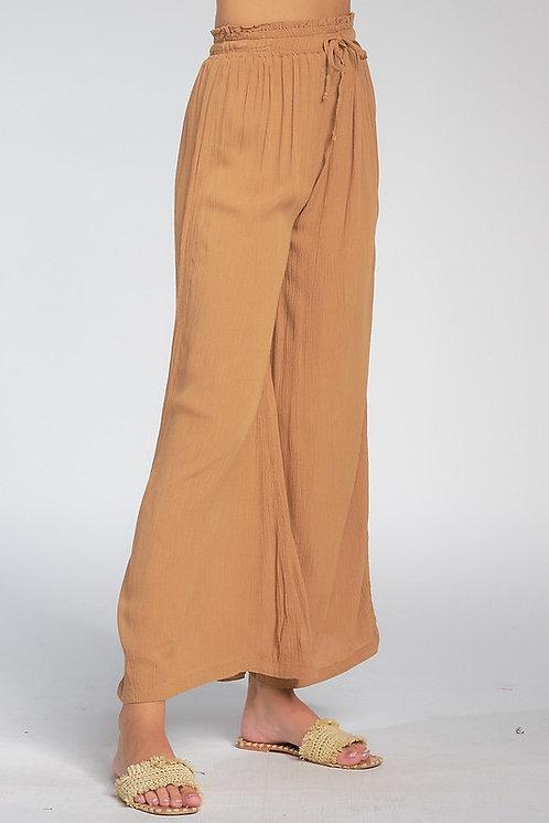 Pantalón basta ancha C