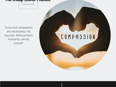 Ep. #496 The Power Of Compassion
