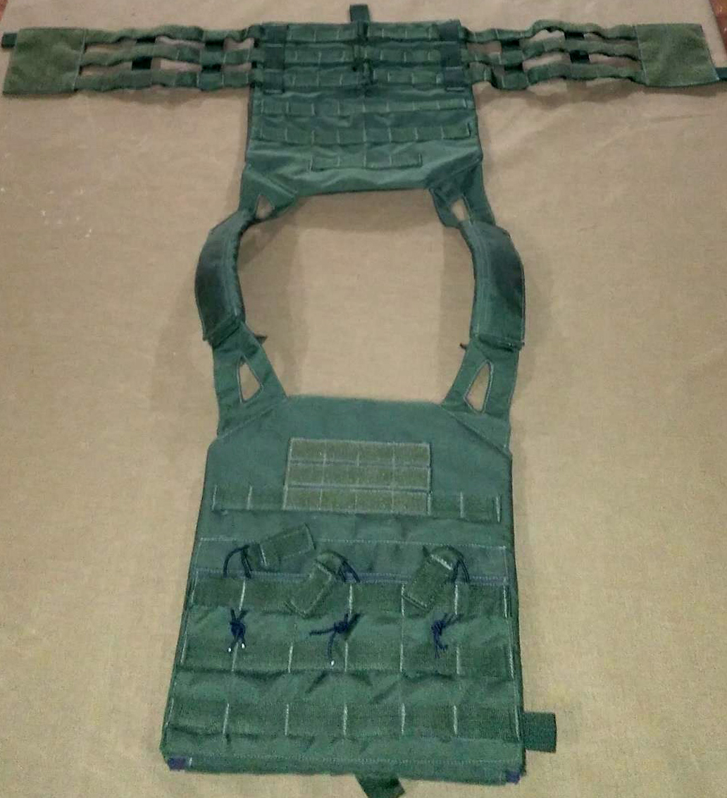 PLATE CARRIER RT-5