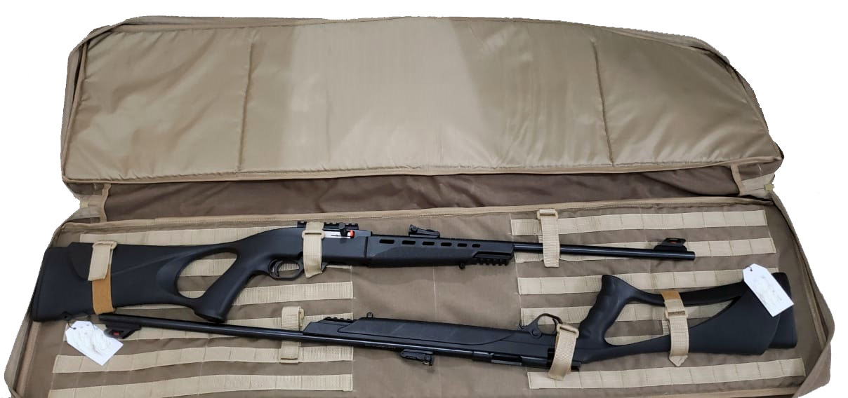Case para 1 ou 2 armas