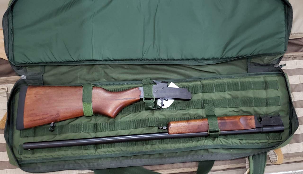 Case para armas longas