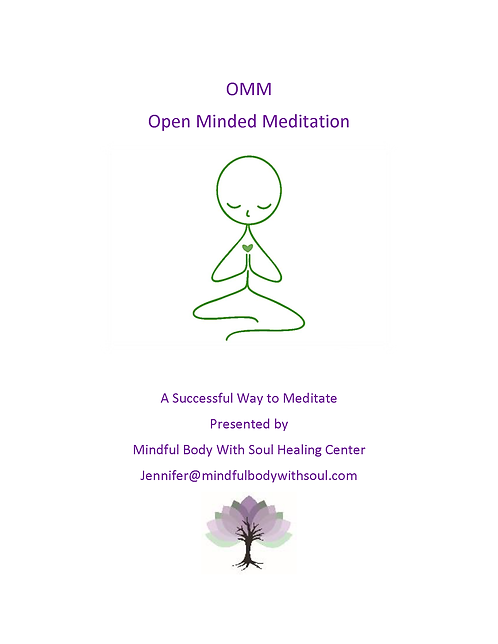 Open Minded Meditation- A Successful Way to Meditate