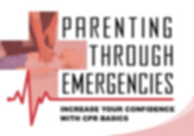 Parenting through emergencies The Baby Buzz PopUp