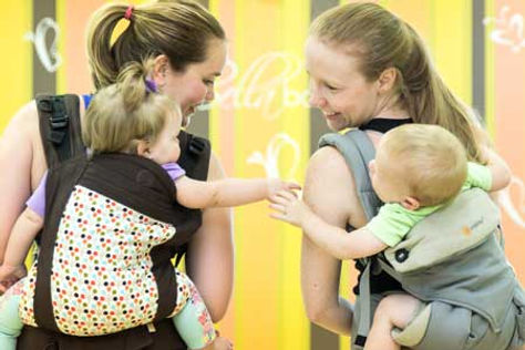 Bella Bundle new moms fitness