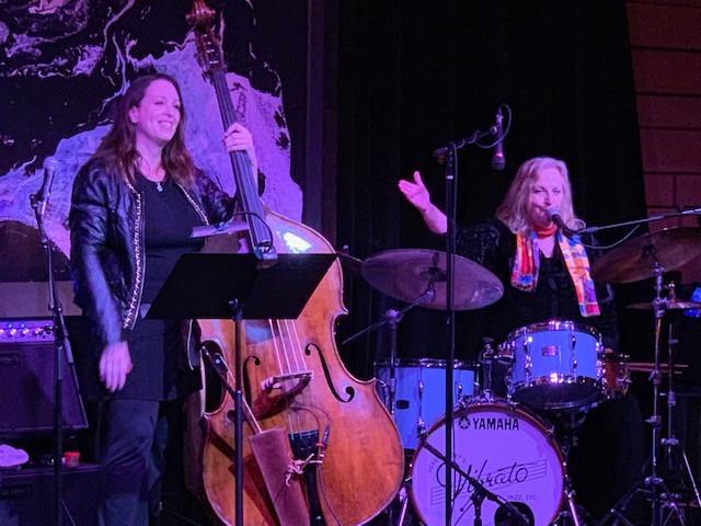 Divine Jazz Trio CD Release Party