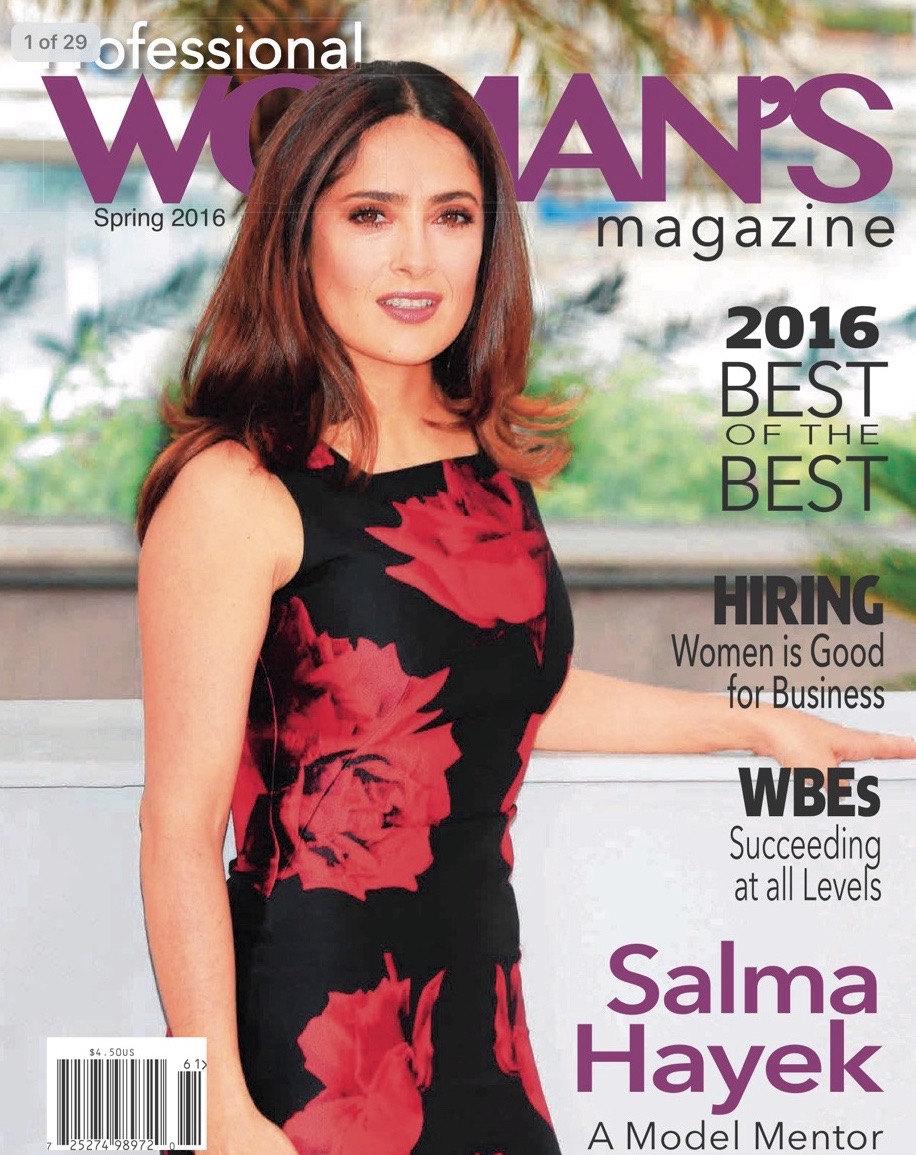 Professional Woman's Magazine-Spring 2016