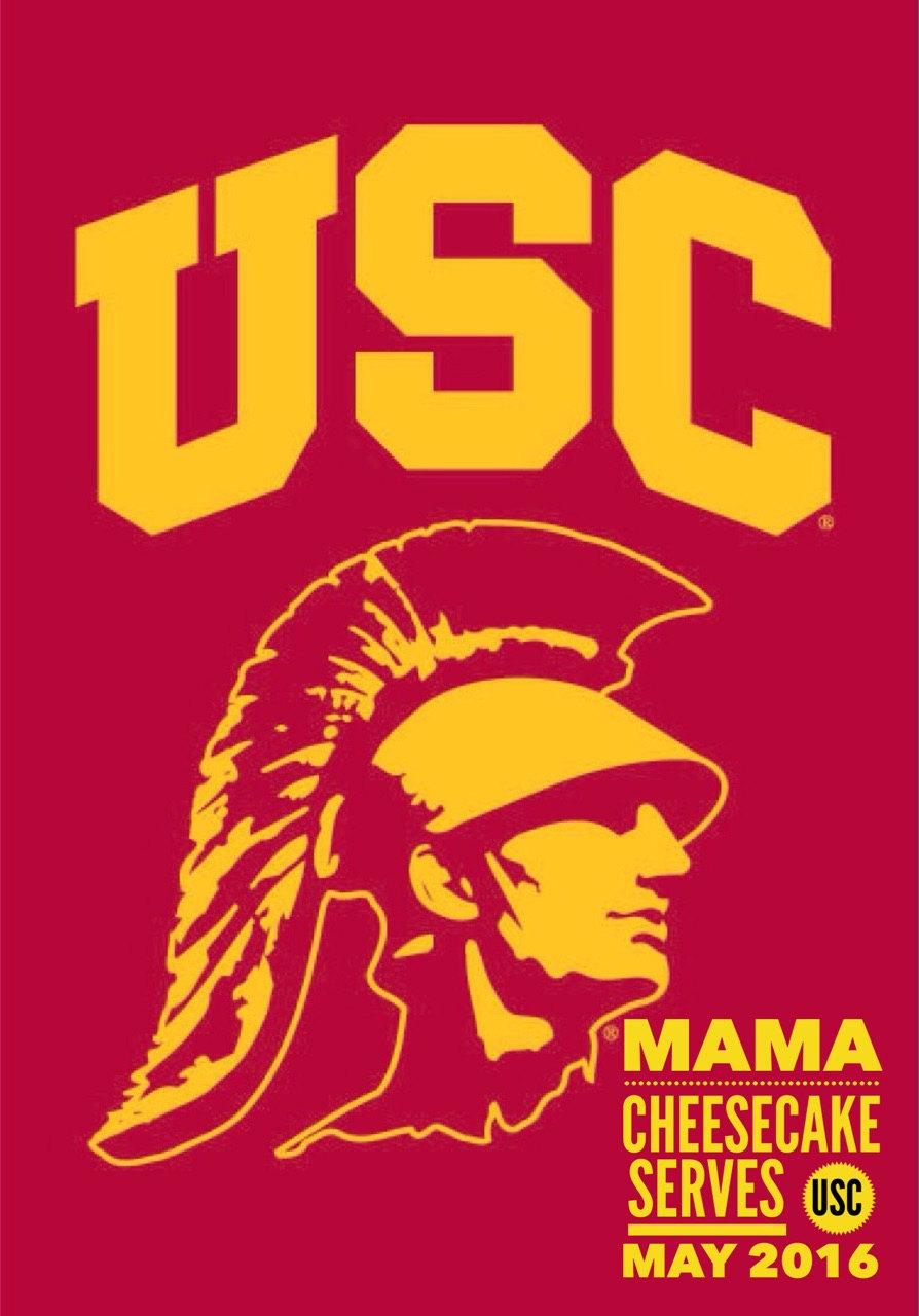 Mama serves USC