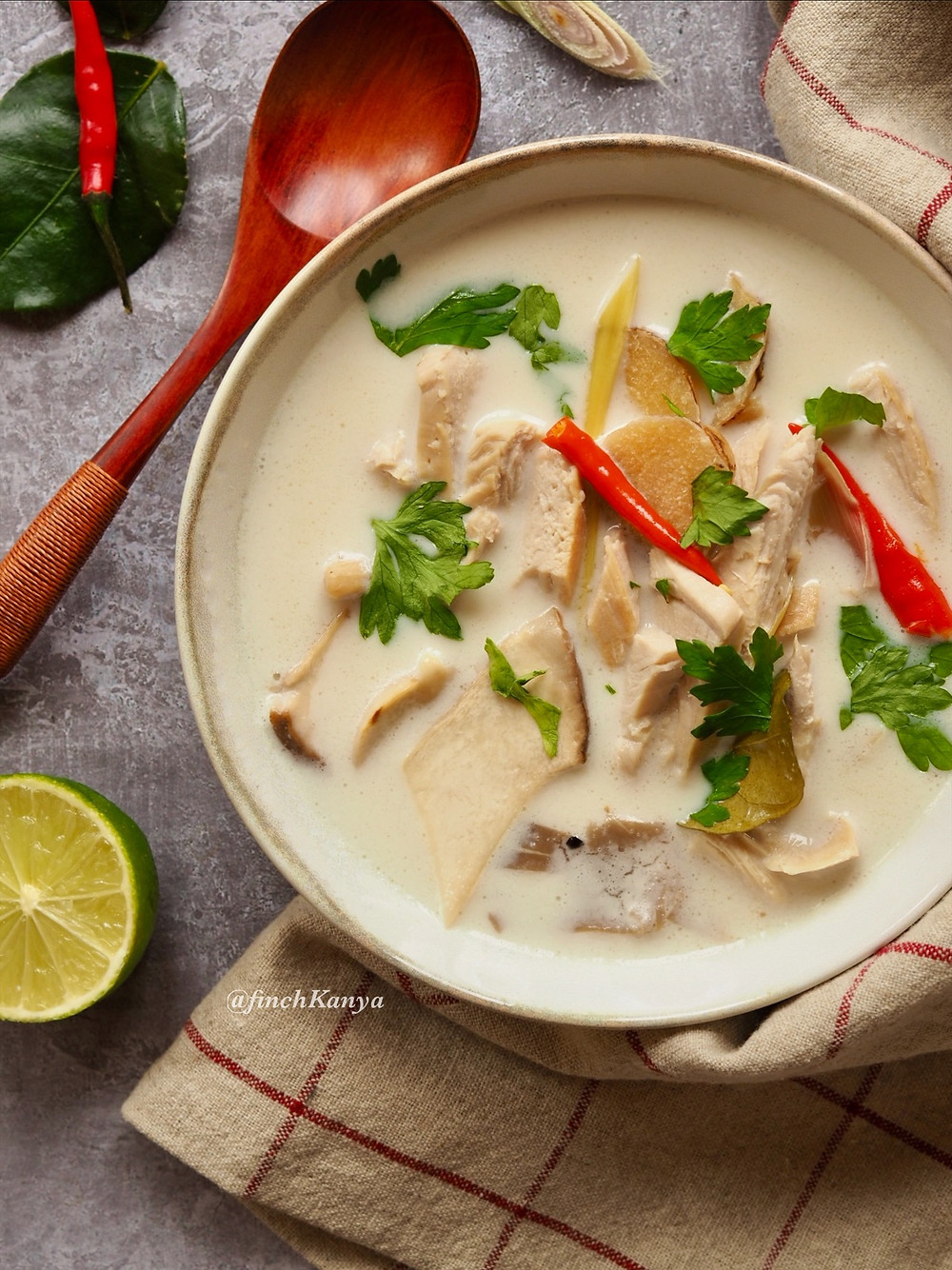 Tom Kha Turkey