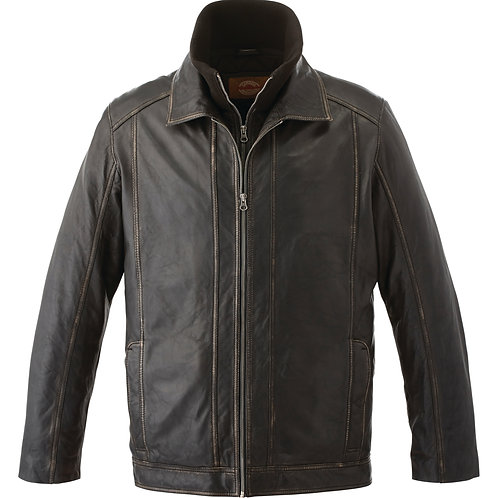 Rome - Men's Leather Jacket