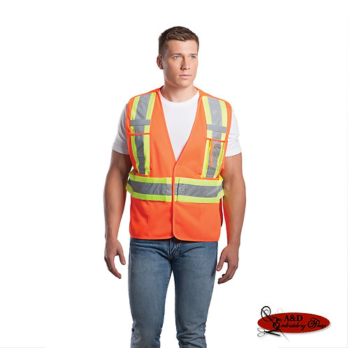 CX2 Protector - One Size High Vis Safety Vest