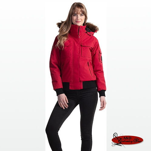 Intense - Women's Cold Weather Bomber