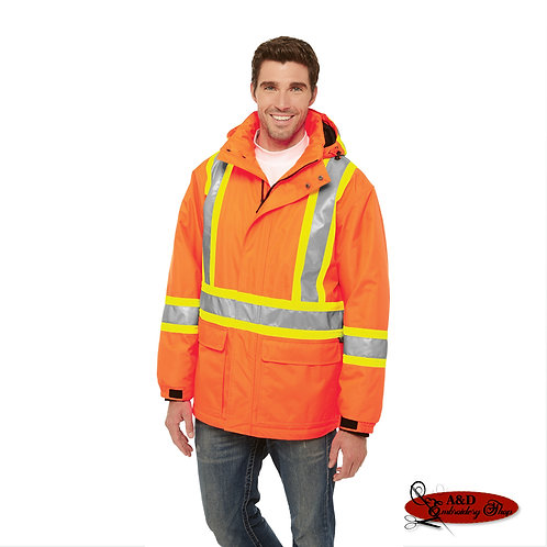 CX2 - Men's Hi Vis Insulated Parka
