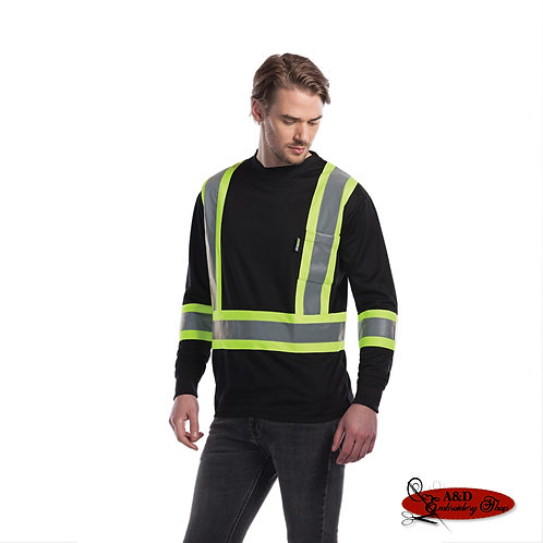 CX2 Lookout - Long Sleeve High Vis T-Shirt